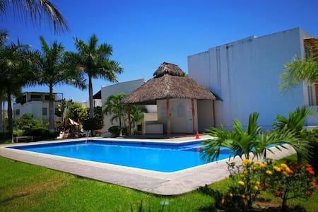 Habitación Playa Manzanillo