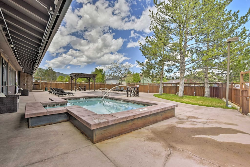 Enjoy the many amenities offered around Prospector Square.