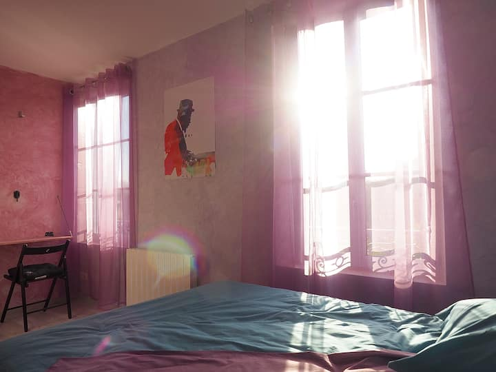 Chambre du Père Leleu