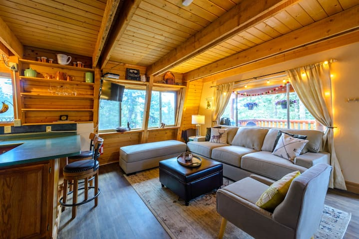 Cozy Cabin in Duck Creek! Bryce, Zion, Brianhead