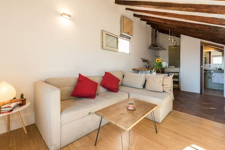 Cozy loft with amazing views 10 min walk from SOL - Madrid