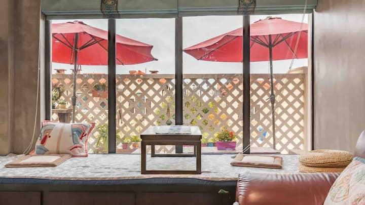 吾舍 - 可能是嵊泗列岛最美的海景民宿  别墅里的独立房间  适合家庭出游 公司团建 可包栋整栋出租