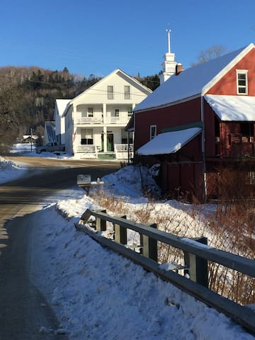 Vermont Back In Time - Topsham - Bed & Breakfast