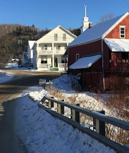 Vermont Back In Time - Topsham - Pousada