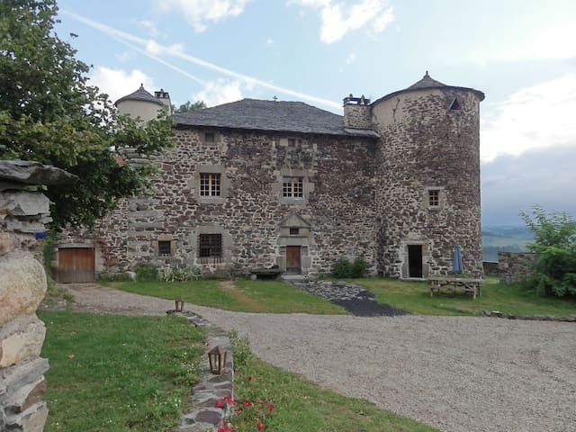 Maison Forte de Chabanolles - Retournac - Oda + Kahvaltı