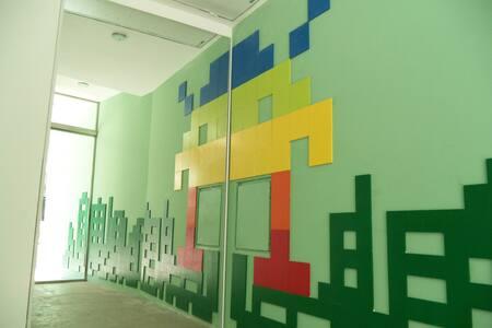 CONFORTABLE LOFT EN EL B. DE NUÑEZ - Loft