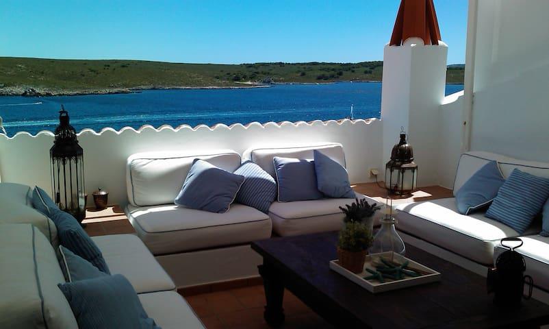Great duplex in Menorca - Fornells - Apartamento