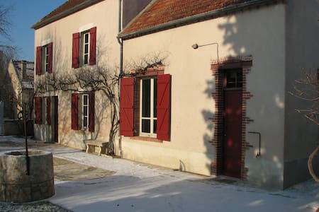 maison de caractère Bourguignone - Saint-Moré - Casa