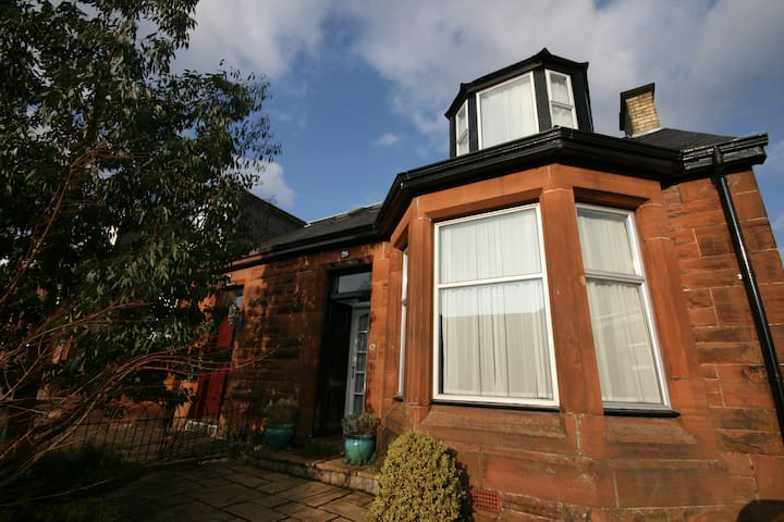 Cosy Family Home in Ayrshire - Kilmarnock - Haus