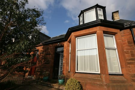 Cosy Family Home in Ayrshire