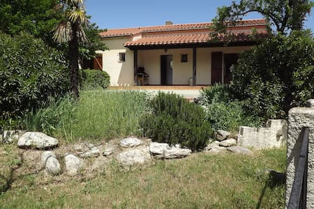 Lovely family villa air con, garden - Sorède