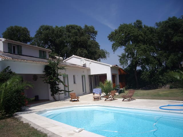 CORSE VILLA RECENTE BORD DE MER  - Taglio-Isolaccio - House