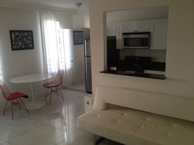 ONE BEDROOM APARTAMENT MIAMI BEACH