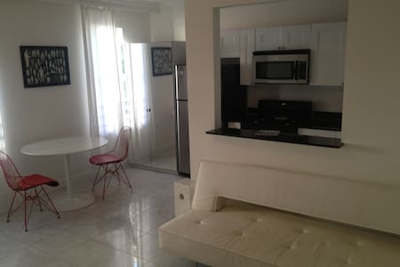 ONE BEDROOM APARTAMENT MIAMI BEACH - Miami Beach