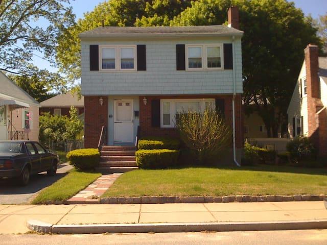 Single Bedroom, Quiet Neighborhood - Boston - Rumah