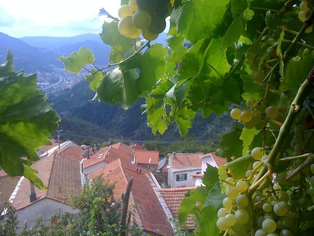 Cosy farmhouse near Genoa: Casa Fabio - Calvari - Huoneisto