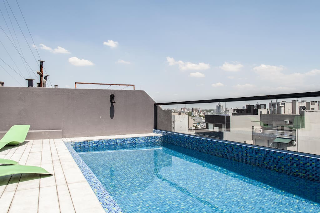 Palermo soho studio pool fast wifi apartments for rent for Studio 22 palermo