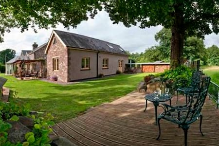 Stone Cottage and Mountain Views in Brecon Beacons - Talybont-on-Usk - Casa