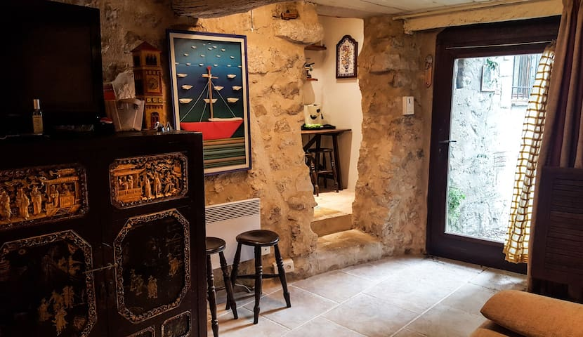 Small Bramasole, a romantic nest - Saint Paul de Vence - Apartment