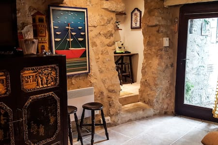 Small Bramasole, a romantic nest - Saint Paul de Vence