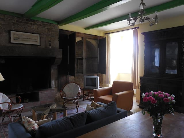 Maison de charme du 16ème siècle - Léhon - House