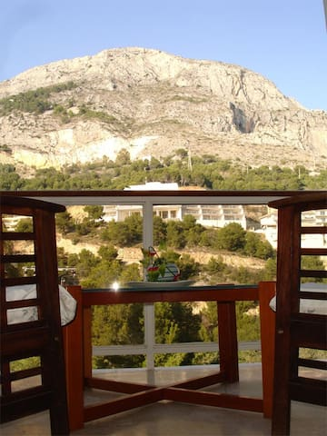 Apartment100 metres from the beach! - Altea - Apartment