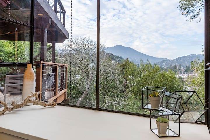 Modern Apartment & Stunning View - Mill Valley - Apartment