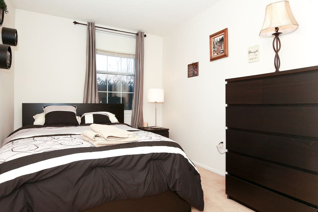Guest Bedroom With Private Bath Apartments For Rent In