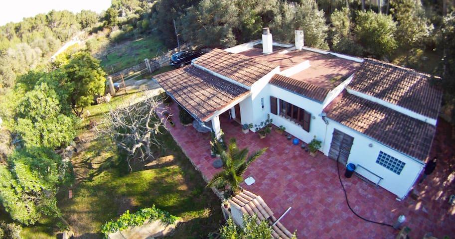 Preciosa finca rústica en Mallorca - Algaida - บ้าน