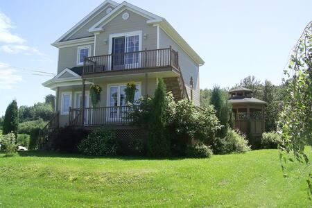 Gite Maison du vieux chemin ( Appartement ) - Saguenay