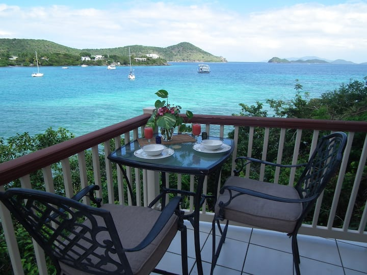 Point Pleasant - USVI - Villa East - Waterfront