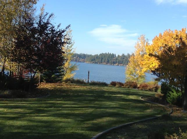 Waterfront Luxury on Hayden Lake - Hayden - Apartment