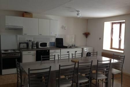 Gentiane 8 à 10 pers - Haut-Jura - Les Molunes - Apartment - 0
