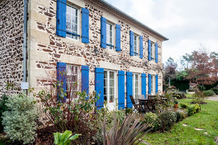 Bed and breakfast in Landes      - Liposthey - Bed & Breakfast