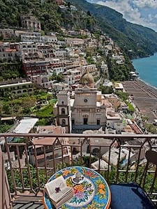 Lovely apartment By Villa le Sirene, gorgeous view - Positano