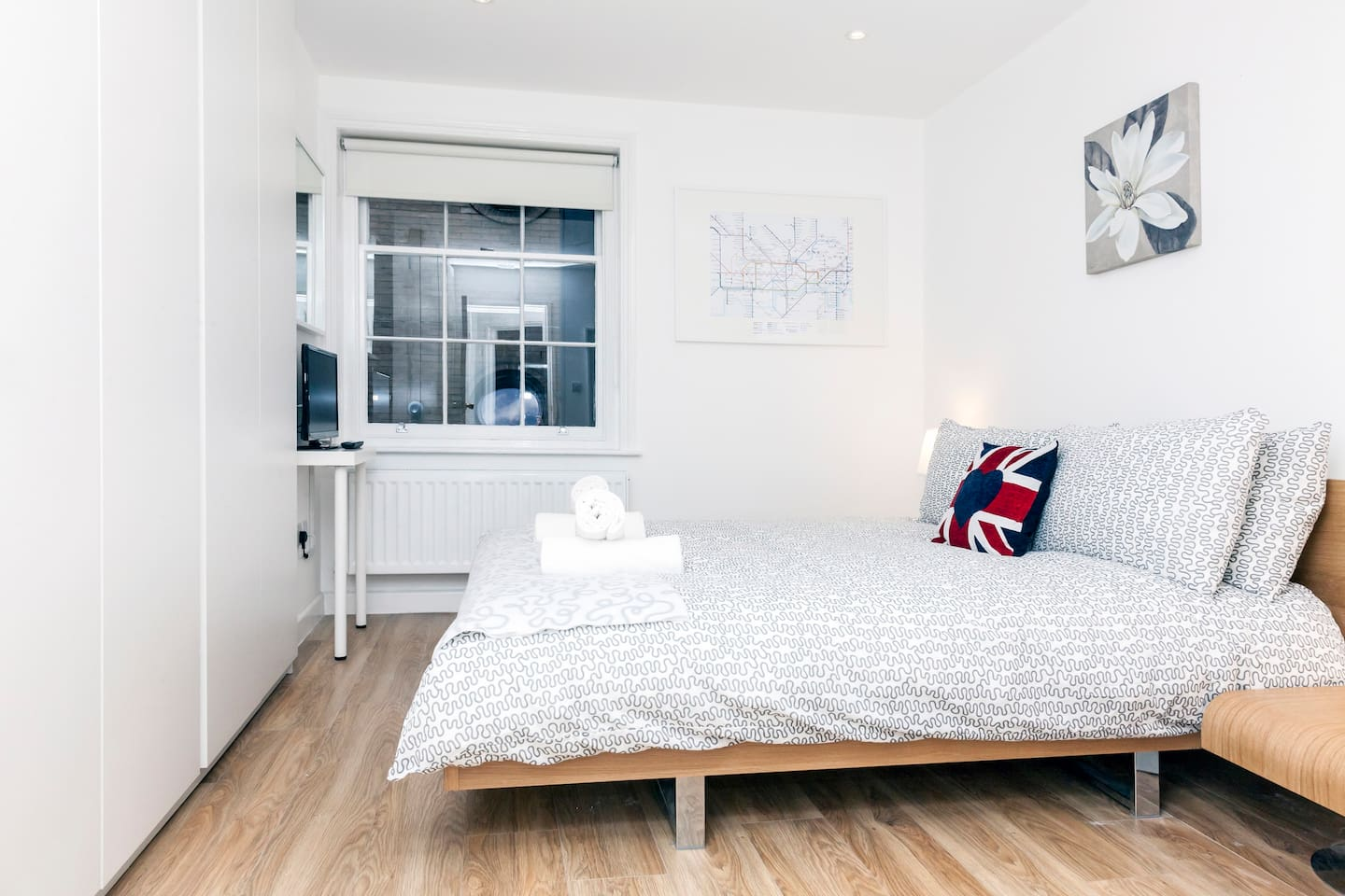Piccadilly Circus - Double Room 3.3