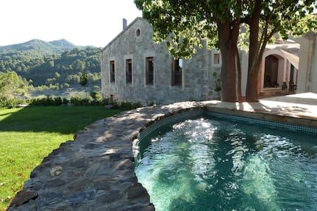 Casa Vella del Panta, masia rural - Riudecanyes - House