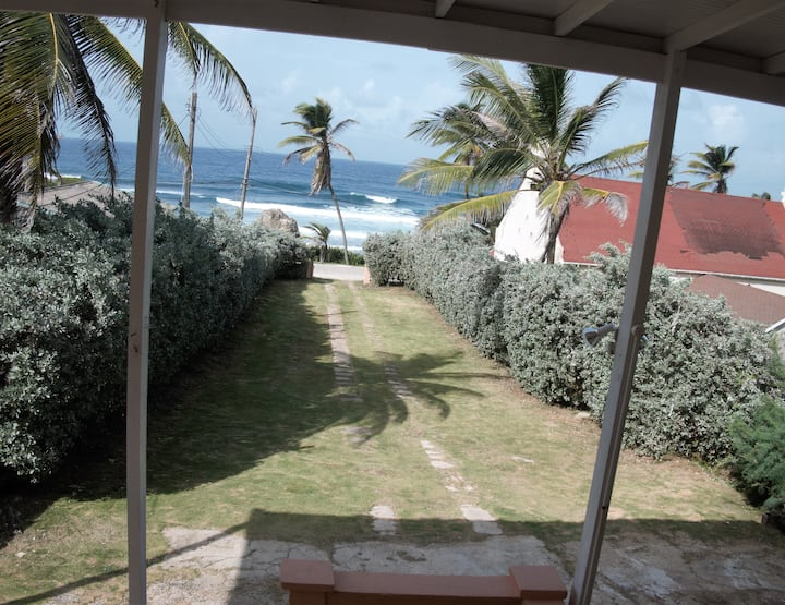 Bathsheba beach house, 3bd2bth, charming&spacious
