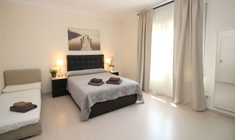 Habitacion en mejor zona de Barcelona