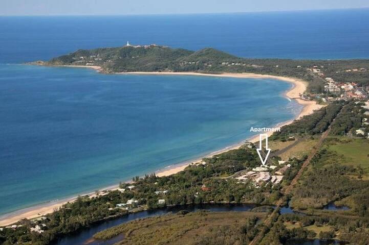 Belongil Beach Apartment Bargain