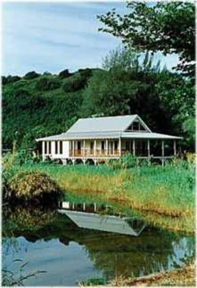 Plantation style Plumeria Cottage