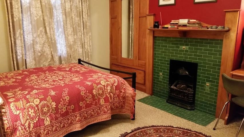 RANNOCH SCOTS DOUBLE ROOM: FLY FISHERS & TRAVELERS