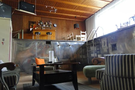 poolhouse different - live instead swim - Kennelbach - Loft