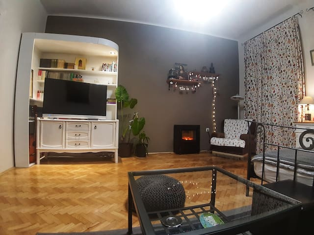 Minja's Cosy Place - 50m2, near the City Center
