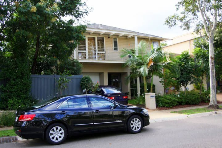 Sydney OlympicPark Green Comfy Home - Newington - Huis