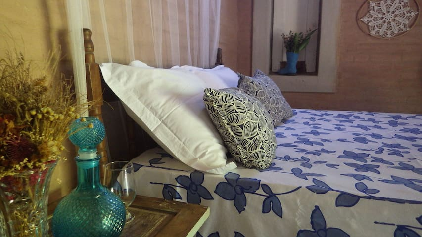 Decorated Double Room - Olinda - Huis