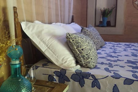 Decorated Double Room - Olinda