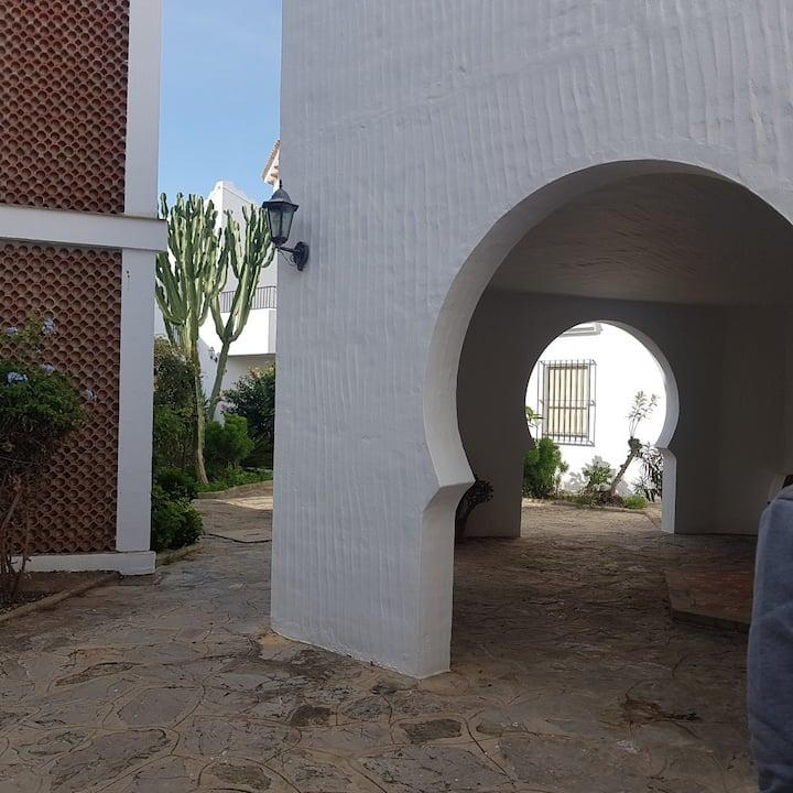 Zahara Pueblo primera línea de playa