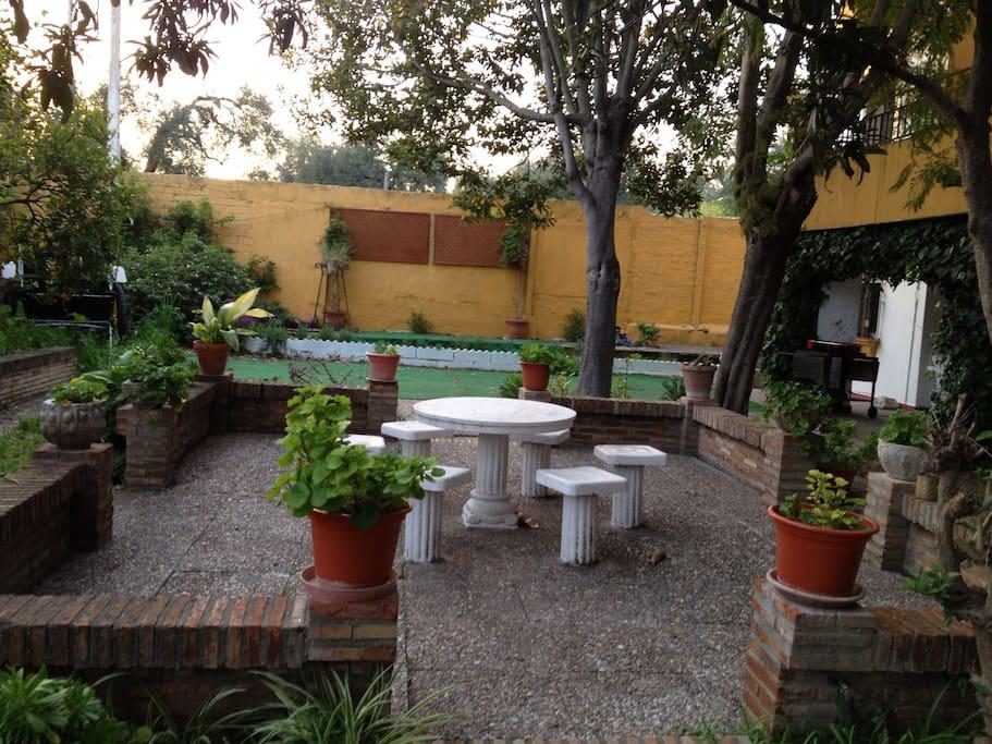 Impresionante villa pepa luisa houses for rent in for Piscina tomares