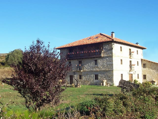 rural house sleeps 20 - Burgos